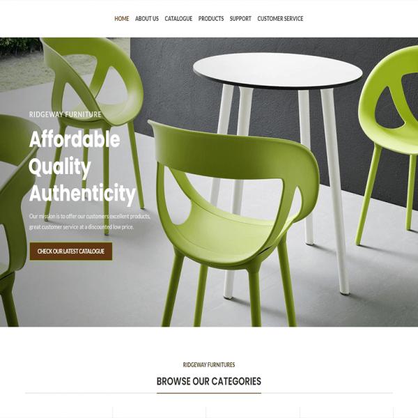 works-ridgeway furniture